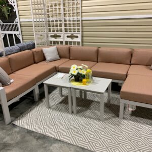 9 piece cushion set