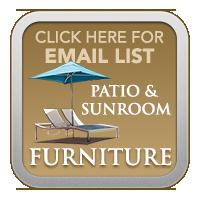 Patio Furniture Emails