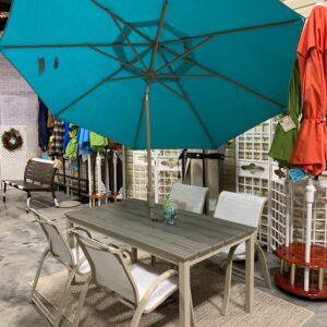 Telescope Aruba 5-piece dining set